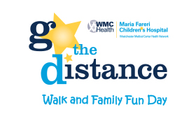 The 13th Annual Go The Distance Walk and Family Fun Day Reunites Hundreds of Children's Hospital Families and Raises Over $295,000